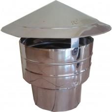 Καπέλο Αντιανεμικό ΕΞΩ inox AISI 304