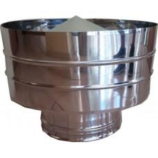 Καπέλο Αντιανεμικό ΕΣΩ inox AISI 304