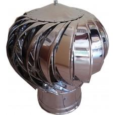 Καπέλα Κανοδόχου inox AISI 304